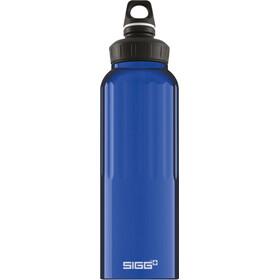 Sigg WMB Traveller Alutrinkflasche 1,5l dunkelblau